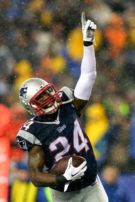 Darrelle Revis Patriots v Colts 2015