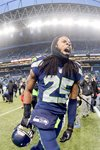 Richard Sherman Seattle Seahawks NFC Championship 2014 Prints