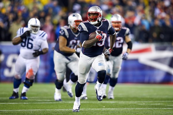 LeGarrette Blount New England Patriots 2014 playoffs