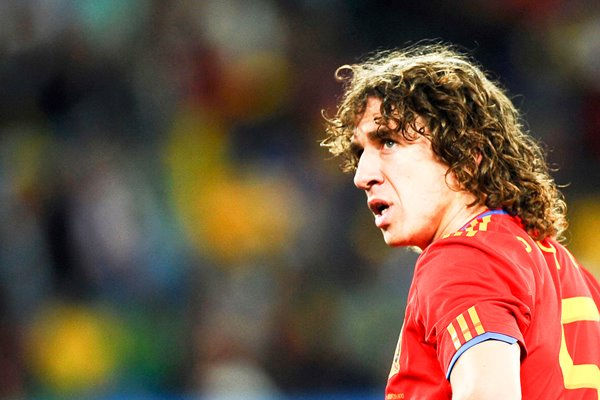 2010 FIFA World Cup - Carles Puyol Portrait