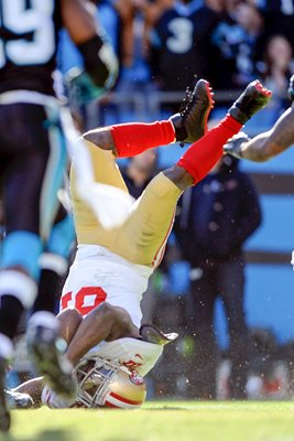 Anquan Boldin San Francisco 49ers playoffs 2014