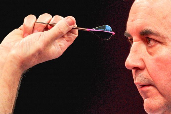 Phil Taylor World Darts Championship 2010