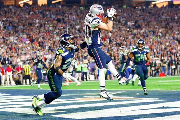 Danny Amendola New England Patriots v Seattle Seahawks