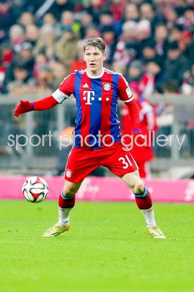 Bastian Schweinsteiger FC Bayern Muenchen