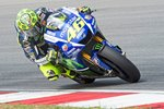 Valentino Rossi Yamaha Factory Racing Moto GP Testing 2015 Mounts