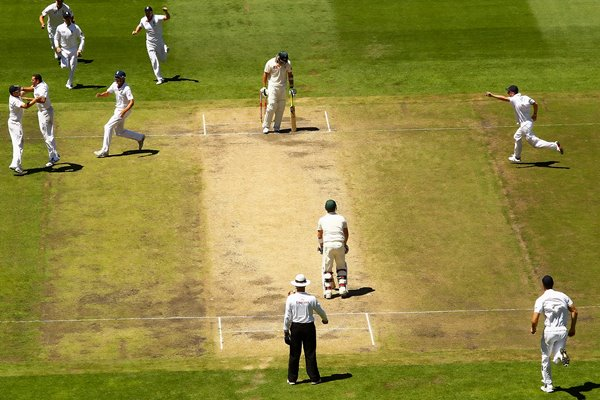 Ashes Retained - MCG Moment of Victory 2010