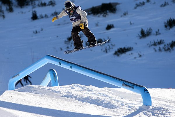 Sage Kotsenburg Grand Prix Mammoth Mountain 2014