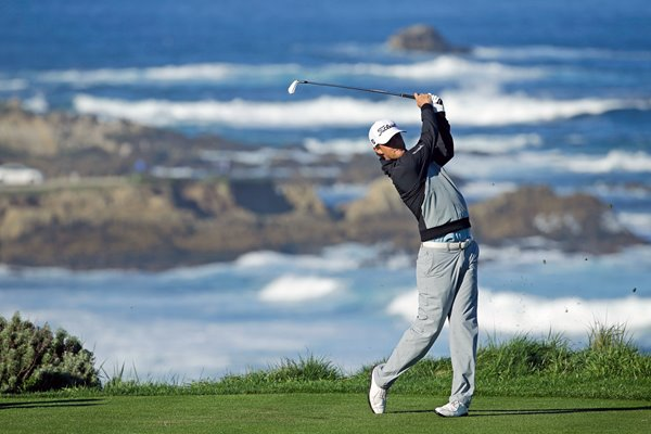 Matt Jones Pebble Beach National Pro-Am 2015