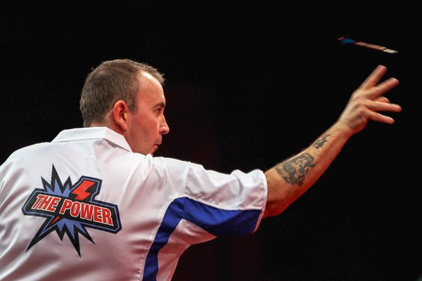 "Phil Taylor ""The Power"" World Darts 2010"