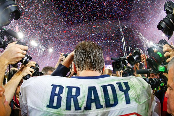 Tom Brady  Super Bowl XLIX