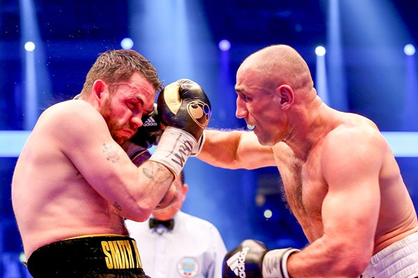 Arthur Abraham v Paul Smith Berlin 2015