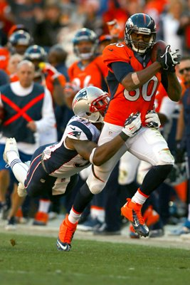 Julius Thomas Denver Broncos AFC Championship Game 2014