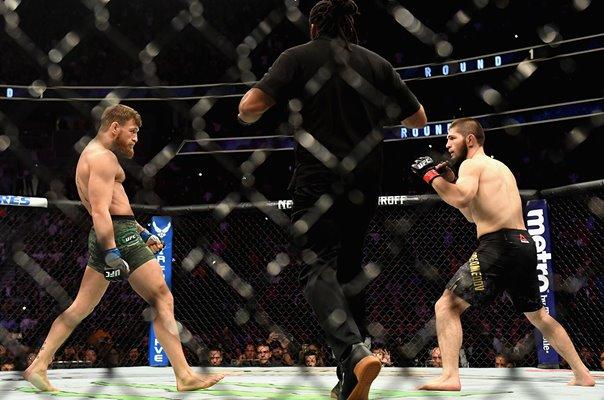 Conor McGregor UFC Comeback 2018