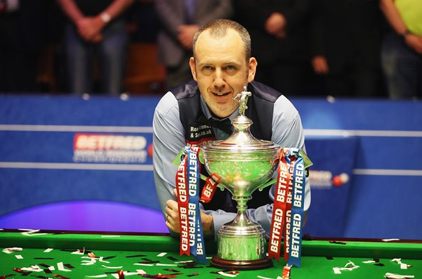 Mark Williams wins World Snooker Championship at the Crucible 2018