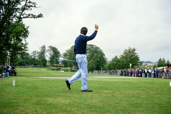 Seve at Ryder Cup 1985
