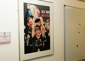 National Cricket Performance Centre, Loughborough University - Framed Prints