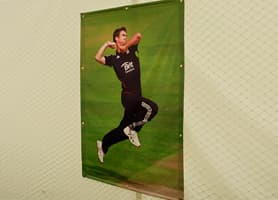 National Cricket Performance Centre, Loughborough University - High Impact Resistance Netting Material
