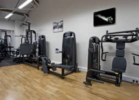 Schools Interior Design: Harrow School Sports Centre Gym - Acrylics