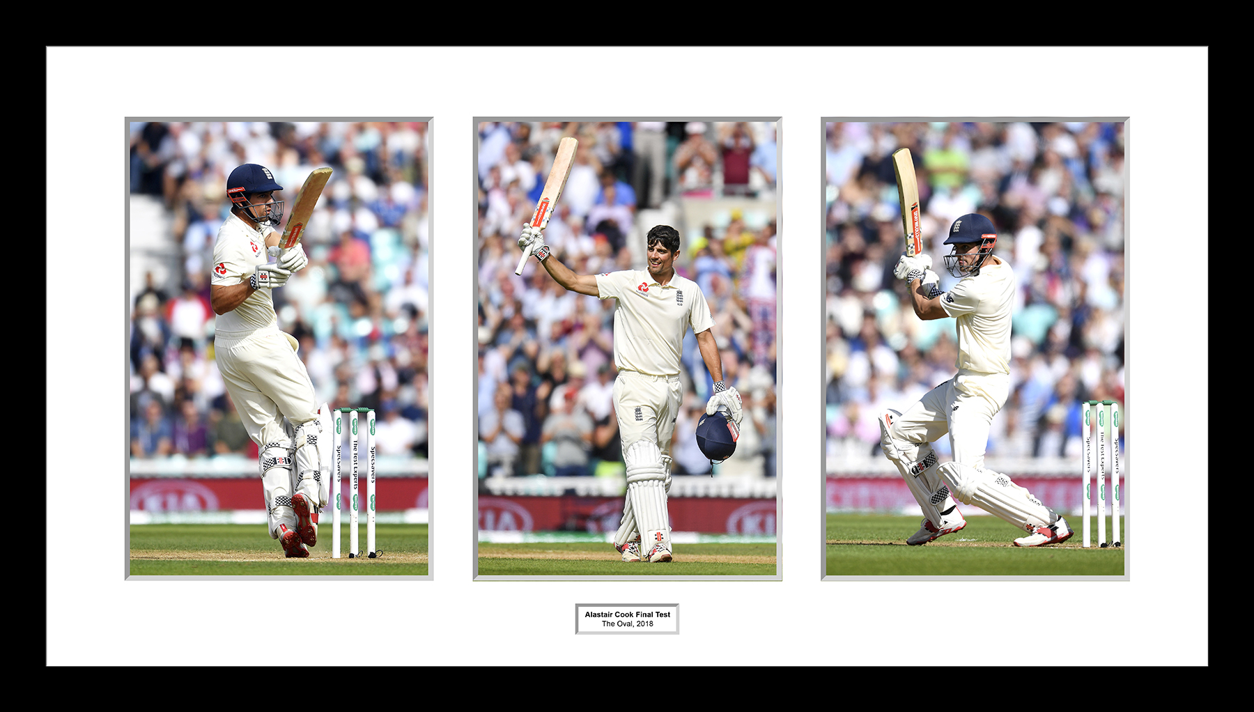 Alastair Cook final test