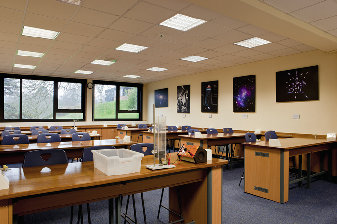 Harrow School Physics Department