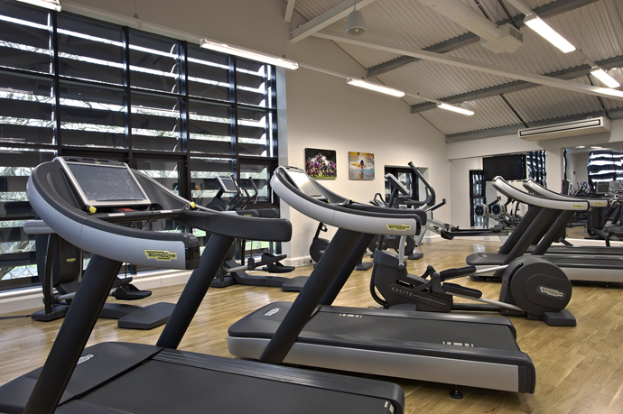 Harrow School Sports Centre Gym